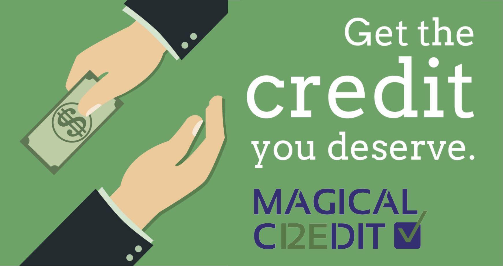 Magical Credit Header